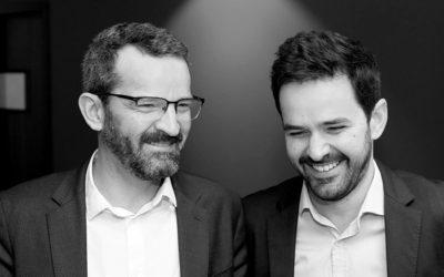 Antoine et François Bellion se plient au jeu des Lab'interviews !