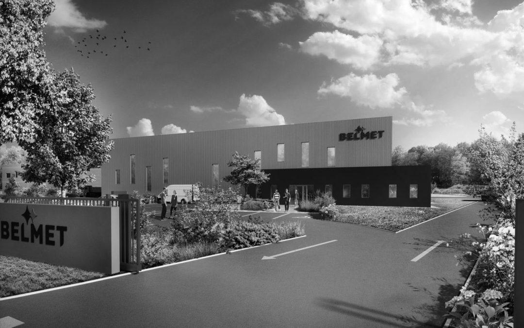 Belmet, filiale du Groupe Cofibel, ouvre une 4e agence à Rennes